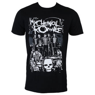 t-shirt metal uomo My Chemical Romance - DEAD PARADE - PLASTIC HEAD, PLASTIC HEAD, My Chemical Romance