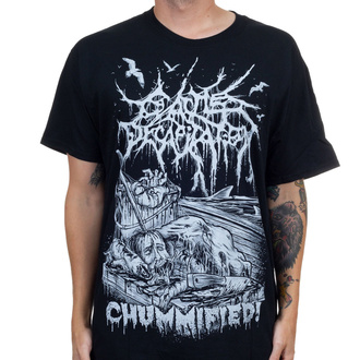 t-shirt metal uomo Cattle Decapitation - Chummified - INDIEMERCH, INDIEMERCH, Cattle Decapitation