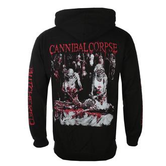 felpa con capuccio uomo Cannibal Corpse - BUTCHERED AT BIRTH - PLASTIC HEAD, PLASTIC HEAD, Cannibal Corpse