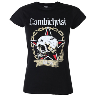 t-shirt metal donna Combichrist - SKULL - PLASTIC HEAD, PLASTIC HEAD, Combichrist