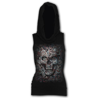 maglietta senza maniche  (tank top) SPIRAL - SKULL ILLUSION, SPIRAL