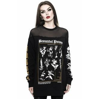Camicia da donna con manica lunga KILLSTAR - Poison, KILLSTAR