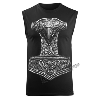top Uomo VICTORY OR VALHALLA - THOR'S HAMMER, VICTORY OR VALHALLA