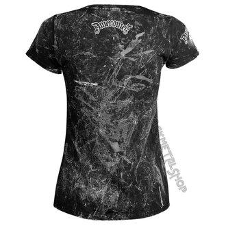 t-shirt hardcore donna - DEVIL - AMENOMEN, AMENOMEN