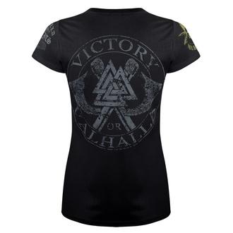 Maglietta da donna VICTORY OR VALHALLA - FUCK CALM..., VICTORY OR VALHALLA