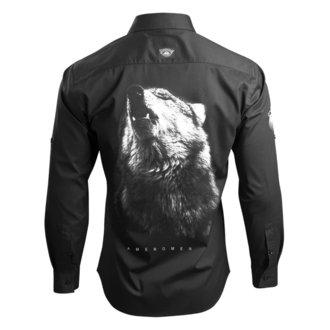 camicia AMENOMEN - WOLF, AMENOMEN