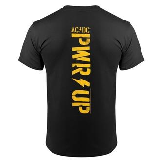 Maglietta da uomo AC/DC - PWR 012, F.B.I., AC-DC