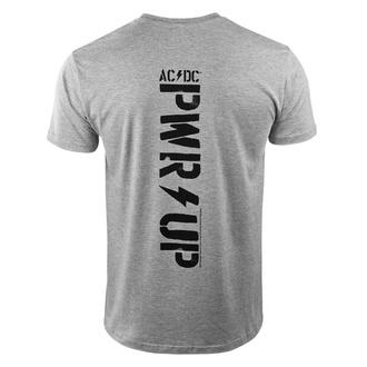 Maglietta da uomo AC/DC - PWR 011, F.B.I., AC-DC