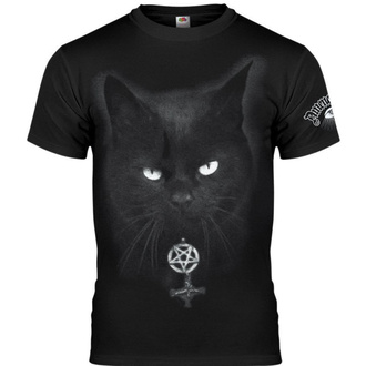t-shirt hardcore uomo - BLACK CAT - AMENOMEN, AMENOMEN