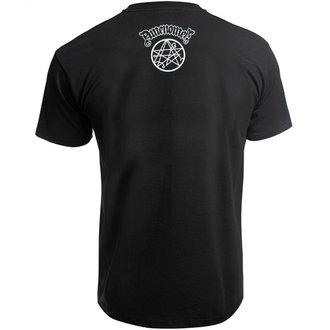 t-shirt hardcore uomo - BURN MOTHERFUCKER - AMENOMEN, AMENOMEN