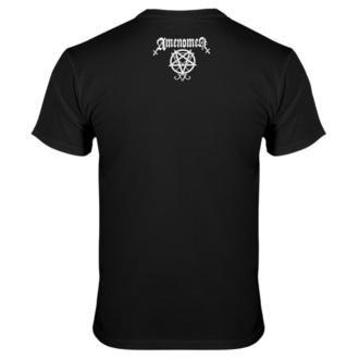 Maglietta da uomo AMENOMEN - FORGET CALM JUST LISTEN TO DEATH METAL, AMENOMEN