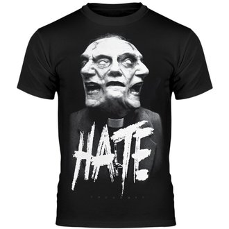 t-shirt hardcore uomo - HATE - AMENOMEN, AMENOMEN