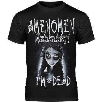 t-shirt hardcore uomo - NIGHTMARE - AMENOMEN, AMENOMEN