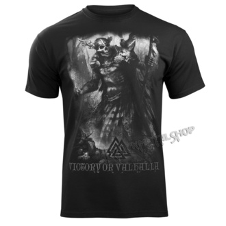 t-shirt uomo - IN MEMORY OF VIKING - VICTORY OR VALHALLA, VICTORY OR VALHALLA
