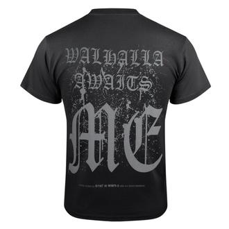 Maglietta da uomo VICTORY OR VALHALLA - SKULL, VICTORY OR VALHALLA