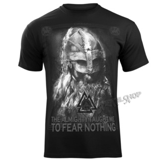 t-shirt uomo - THE ALMIGHTY TAUGHT ME TO FEAR NOTHING - VICTORY OR VALHALLA, VICTORY OR VALHALLA