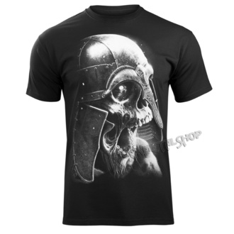 t-shirt uomo - VIKING SKULL - VICTORY OR VALHALLA, VICTORY OR VALHALLA