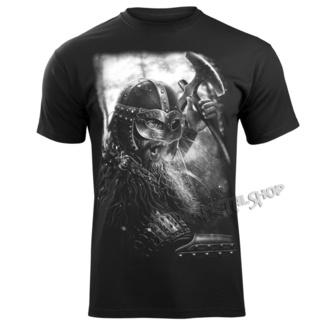 t-shirt uomo - VIKING WARRIOR - VICTORY OR VALHALLA, VICTORY OR VALHALLA