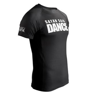 Maglietta da uomo (tecnica) HOLY BLVK - RASHGUARD SATAN SAID DANCE, HOLY BLVK