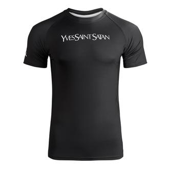 Maglietta tecnica da uomo HOLY BLVK - RASHGUARD - YVES SAINT SATAN, HOLY BLVK
