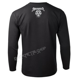 t-shirt hardcore uomo - FUCK YOUR LIES - AMENOMEN, AMENOMEN