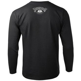 t-shirt hardcore uomo - SATAN BLESS YOU - AMENOMEN, AMENOMEN