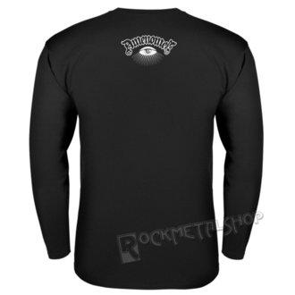 t-shirt hardcore uomo - SATAN LOVES ME - AMENOMEN, AMENOMEN