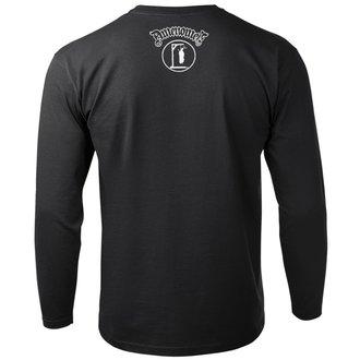 t-shirt hardcore uomo - SMOKING NUN - AMENOMEN, AMENOMEN