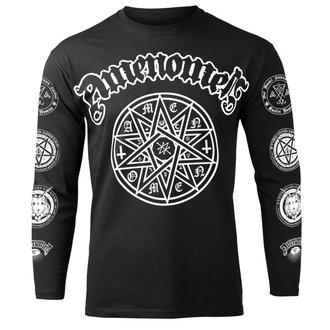 t-shirt hardcore uomo - STAR - AMENOMEN, AMENOMEN