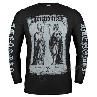 t-shirt hardcore uomo - TWO POPES - AMENOMEN - OMEN017LO
