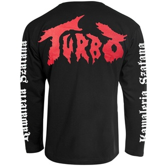 t-shirt metal uomo Turbo - KAWALERIA SZATANA - CARTON, CARTON, Turbo