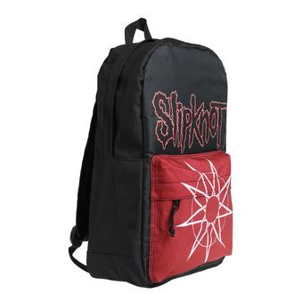 Zaino SLIPKNOT - WANYK STAR - ROSSO, NNM, Slipknot