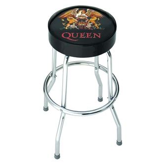 Sgabello da bar QUEEN - CLASSIC CREST, NNM, Queen