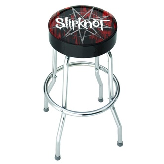 Sgabello da bar SLIPKNOT - GLITCH, NNM, Slipknot