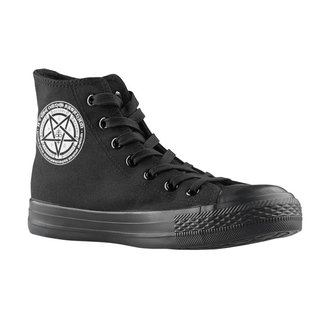 scarpe da ginnastica alte unisex - Pentagramus - AMENOMEN, AMENOMEN