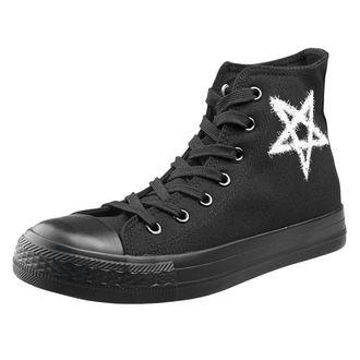 scarpe da ginnastica alte unisex - Pentagram - AMENOMEN, AMENOMEN