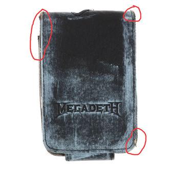 porta mp3 Megadeth - BIOWORLD - DANNEGGIATO, BIOWORLD, Megadeth
