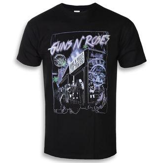 maglietta Guns N' Roses - Sunset Boulevard - ROCK OFF, ROCK OFF, Guns N' Roses