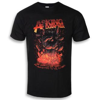 t-shirt metal uomo Asking Alexandria - Metal Hand - ROCK OFF, ROCK OFF, Asking Alexandria
