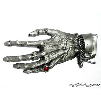 fibbia per pelle cintura Hand 1, ALCHEMY GOTHIC