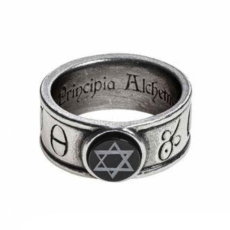 Anello ALCHEMY GOTHIC - Principia Alchemystica, ALCHEMY GOTHIC