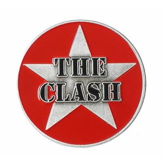 Tack THE CLASH - military logo - RAZAMATAZ, RAZAMATAZ, Clash