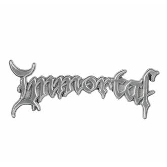 Targhetta IMMORTAL - LOGO - RAZAMATAZ, RAZAMATAZ, Immortal
