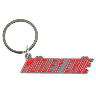 Portachiavi ad anello (pendente) Mötley Crüe - Logo - RAZAMATAZ, RAZAMATAZ, Mötley Crüe