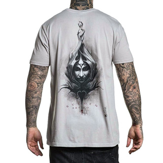 t-shirt hardcore uomo - WINGED QUEEN - SULLEN, SULLEN