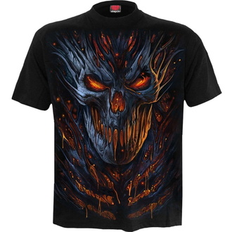 Maglietta da uomo Spiral - OBLIVION - Nero, SPIRAL