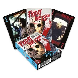 Carte da gioco Friday the 13th - Jason, NNM, Friday the 13th