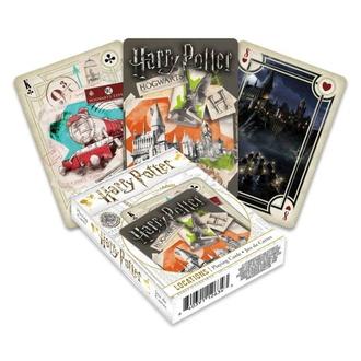 Carte da gioco Harry Potter - Ambienti, NNM