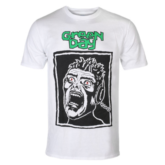 t-shirt metal uomo Green Day - Scream - ROCK OFF, ROCK OFF, Green Day