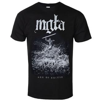t-shirt metal uomo Mgła - Age of excuse - MASSACRE RECORDS, MASSACRE RECORDS, Mgła